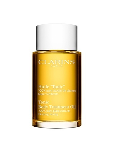 Clarins Clarins Body Treatment Oil Tonic Firming And Huile Toning 100 ML Renksiz